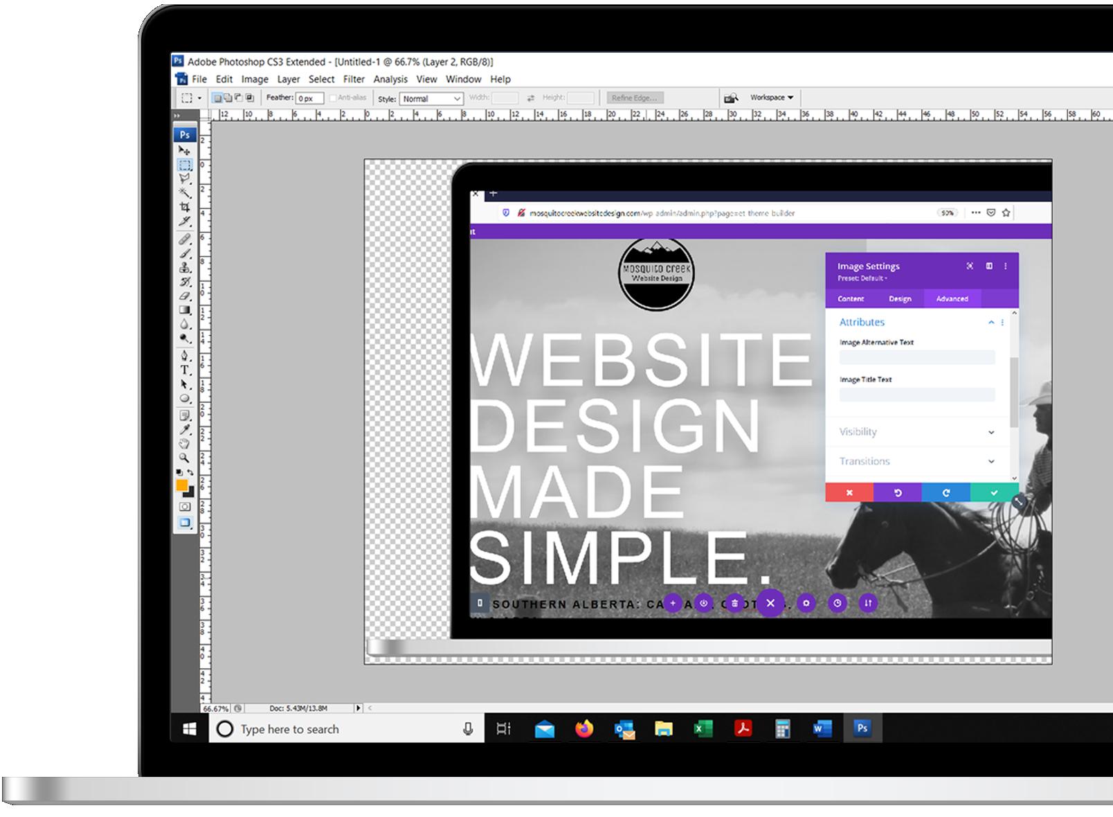 Website Design Nanton Okotoks
